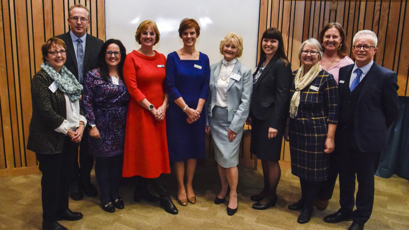 Exclusive event takes place to launch the Year of the Nurse and Midwife