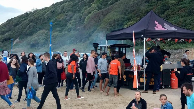 The BIG Beach BBQ Fiesta