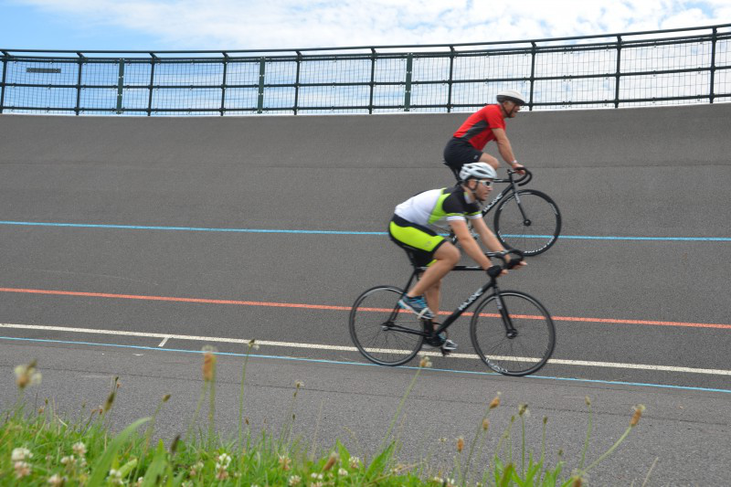 Velodrome Cycling