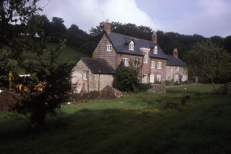 Woolcombe Farmhouse 1997