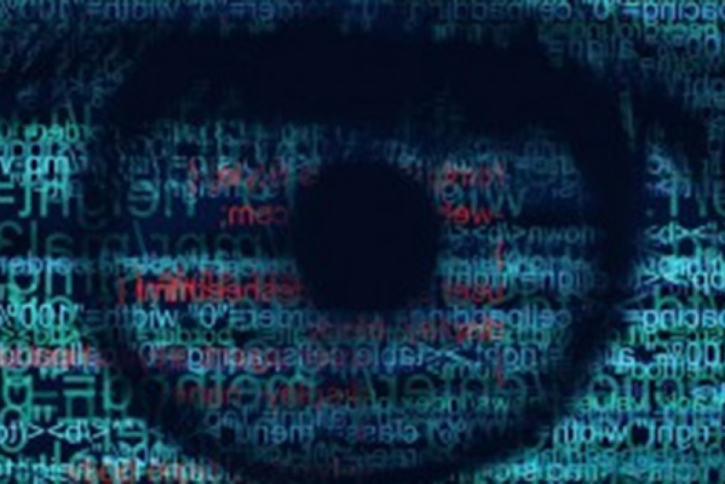 Cyber security eye